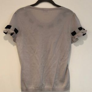 RED Valentino Tops - Red Valentino Lilacy-grey blouse!